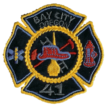 Bay City Fire Dept. Of Bay City, Oregon