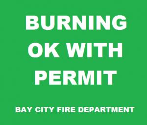 BURNING OK